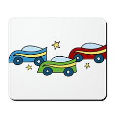 Race Cars Mousepad