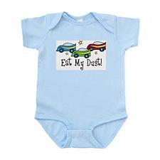 Eat My Dust Infant Bodysuit
