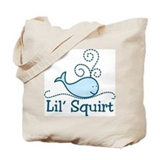 Lil Squirt Tote Bag