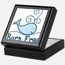Born Free Keepsake Box