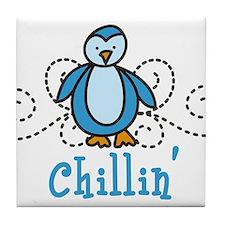 Chillin Tile Coaster