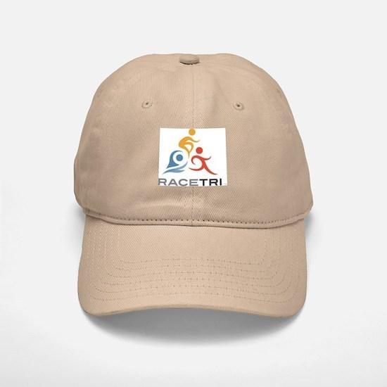 RaceTri Logo Baseball Baseball Cap
