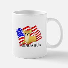 Chihuahua USA Mug