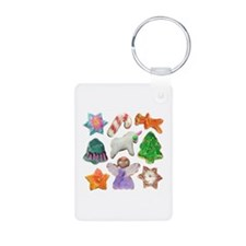Christmas Cookies Keychains