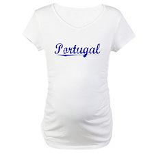 Portugal, Blue, Aged Shirt