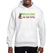 Instant Human Hoodie