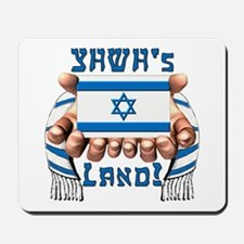 YHWH's Land! Mousepad