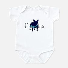 Frenchie Craze Infant Creeper