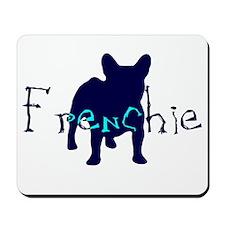 Frenchie Craze Mousepad