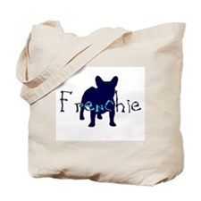 Frenchie Craze Tote Bag