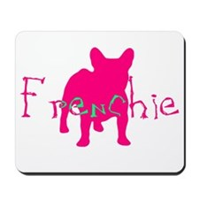Frenchie Craze Mousepad