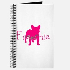 Frenchie Craze Journal