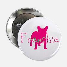 Frenchie Craze Button