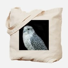 GyrFalcon out on the town Tote Bag