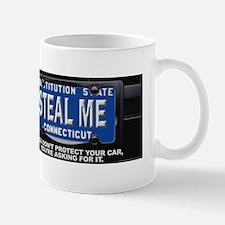 Steal My Conneticut Car Mug