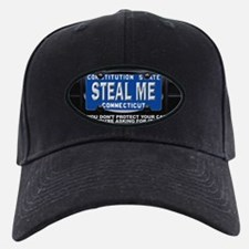 Steal My Conneticut Car Baseball Hat