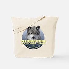 Yellowstone NP Tote Bag