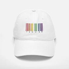 gay pride barcode Baseball Baseball Cap