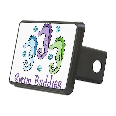 Swim Buddies Rectangular Hitch Cover