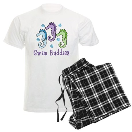 Swim Buddies Men's Light Pajamas