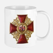 Order of Saint Anna Cross Mugs