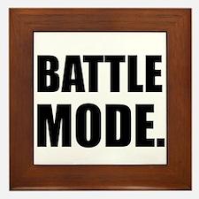 Battle Mode Framed Tile