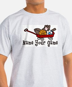 Name Your Game T-Shirt