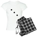 Bullet Holes Women's Light Pajamas