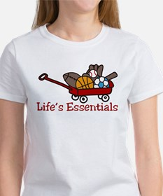 Lifes Essentials Women's T-Shirt