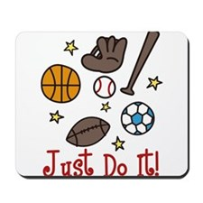 Just Do It! Mousepad