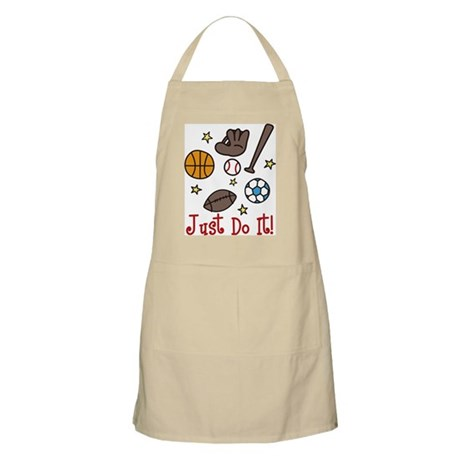 Just Do It! Apron