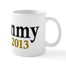 Mommy Est 2013 Small Small Mug