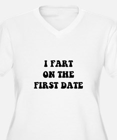 Fart On First Date T-Shirt