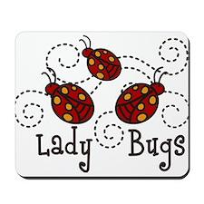 Ladybugs Mousepad