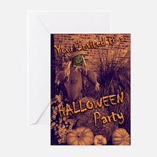 Happy Halloween Party Invitations (Pk of 10)