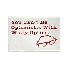 Misty Optics Rectangle Magnet