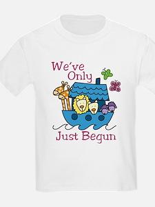 Just Begun T-Shirt