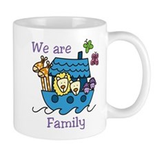 We Are Family Mug