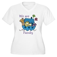 We Are Family T-Shirt