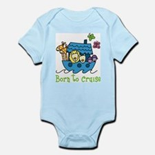Born To Cruise Infant Bodysuit