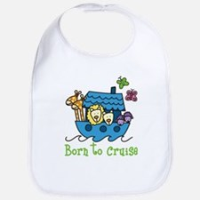 Born To Cruise Bib