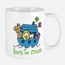 Born To Cruise Small Small Mug