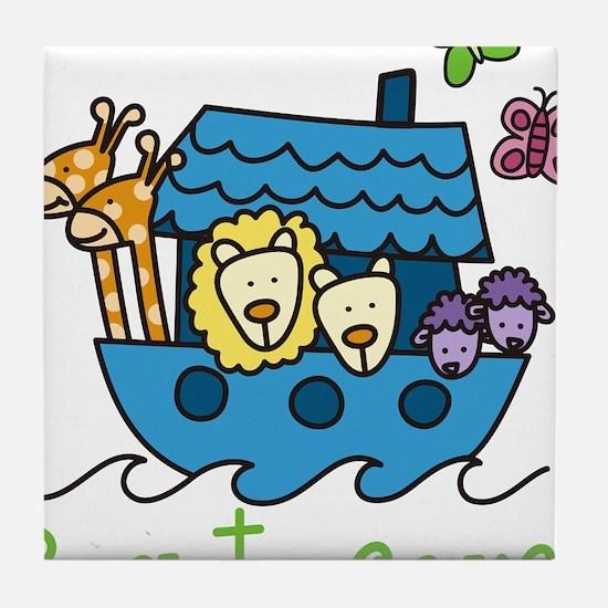 Born To Cruise Tile Coaster