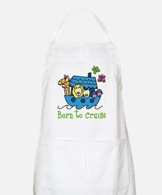 Born To Cruise Apron