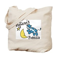 Anythings Possible Tote Bag