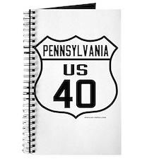 US Route 40 - Pennsylvania Journal