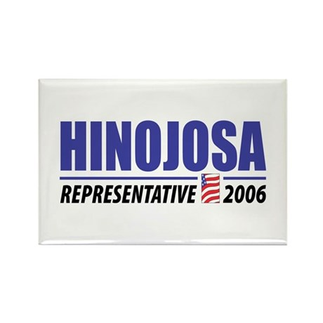 Hinojosa 2006 Rectangle Magnet (100 pack)