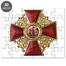 Unique 10x10 Puzzle