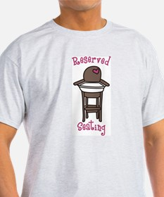 Reserved Seating T-Shirt