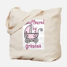 Chauffeured By Grandma Tote Bag